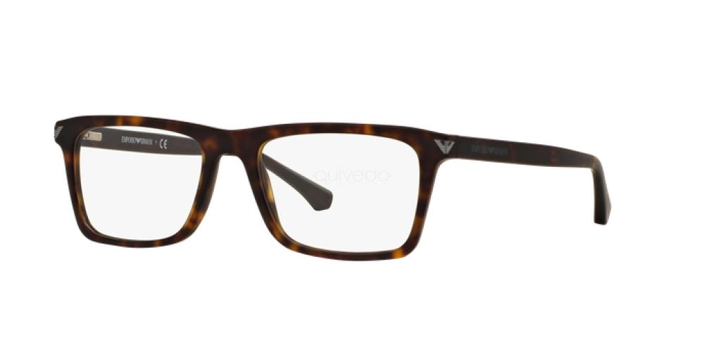 Occhiali da Vista Uomo Emporio Armani  EA 3071 5089