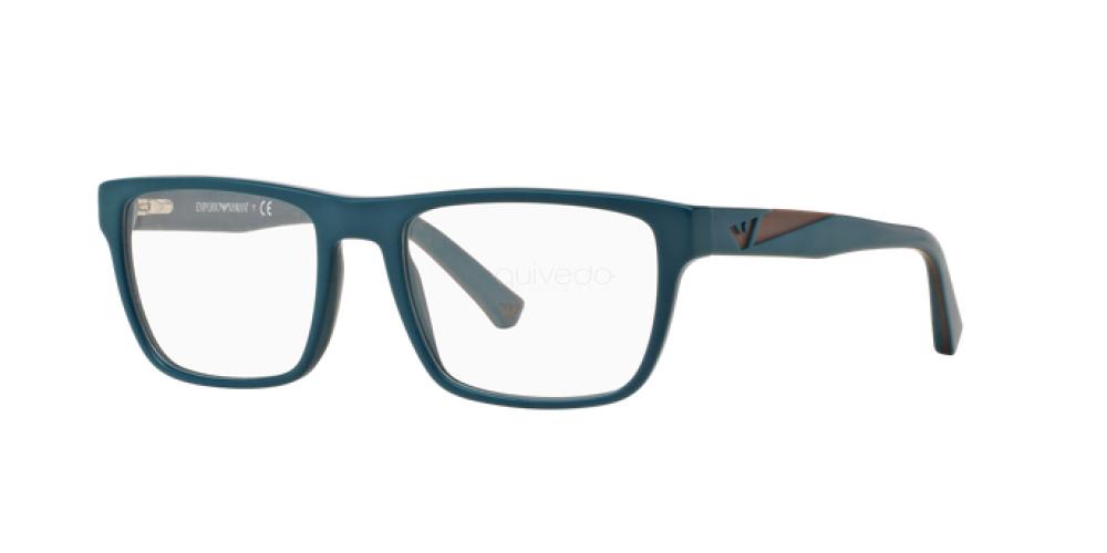Occhiali da Vista Uomo Emporio Armani  EA 3080 5508