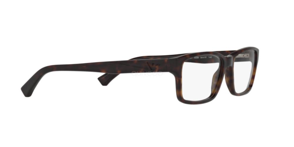 Occhiali da Vista Uomo Emporio Armani  EA 3087 5026