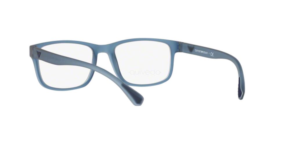 Occhiali da Vista Uomo Emporio Armani  EA 3089 5535