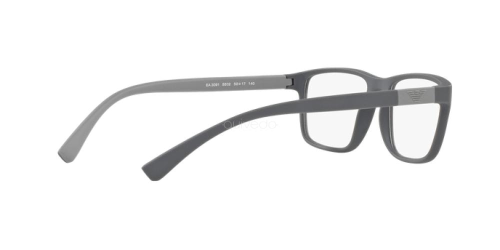 Occhiali da Vista Uomo Emporio Armani  EA 3091 5502