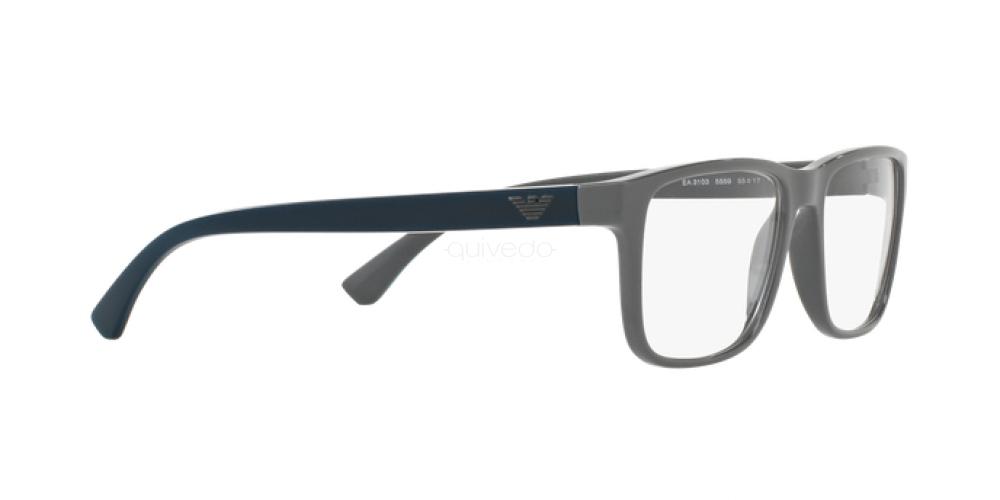 Occhiali da Vista Uomo Emporio Armani  EA 3103 5559