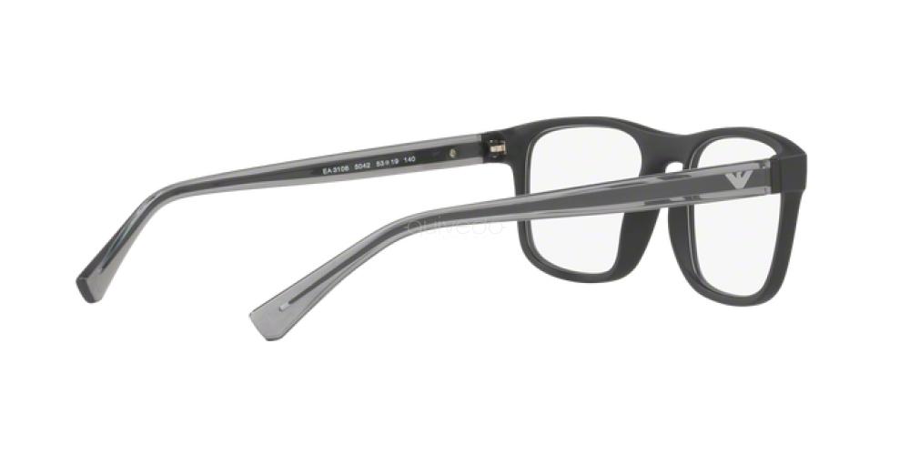 Occhiali da Vista Uomo Emporio Armani  EA 3106 5042
