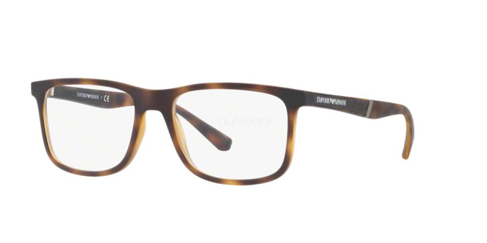 Occhiali da Vista Uomo Emporio Armani  EA 3112 5089