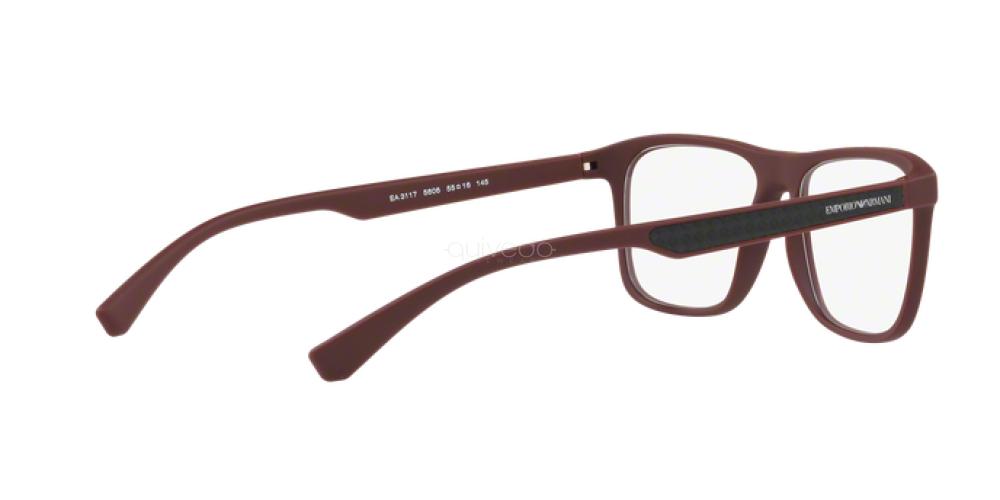 Occhiali da Vista Uomo Emporio Armani  EA 3117 5606