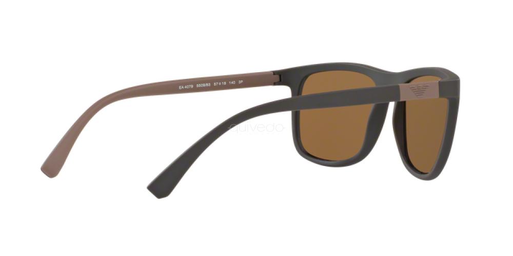 Occhiali da Sole Uomo Emporio Armani  EA 4079 550983