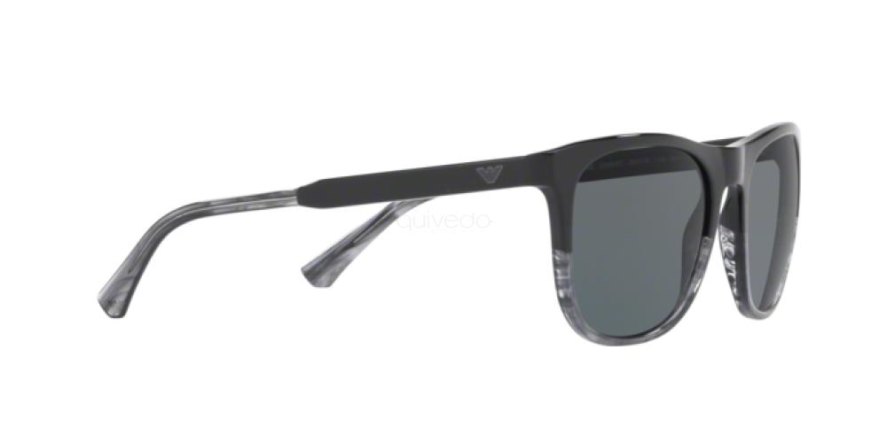 Occhiali da Sole Uomo Emporio Armani  EA 4099 556687