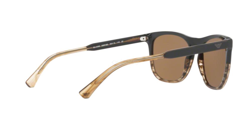 Occhiali da Sole Uomo Emporio Armani  EA 4099 556783