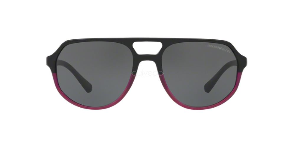 Occhiali da Sole Uomo Emporio Armani  EA 4111 562887