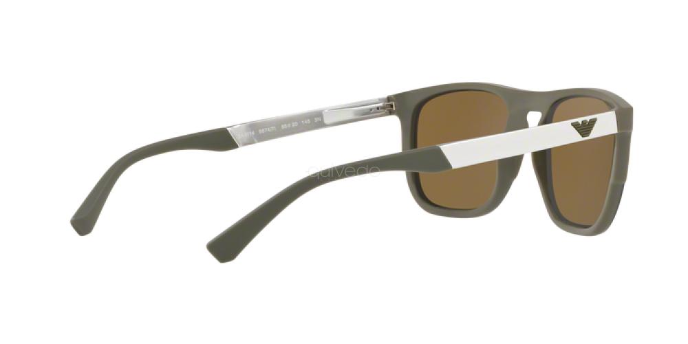 Occhiali da Sole Uomo Emporio Armani  EA 4114 56747I