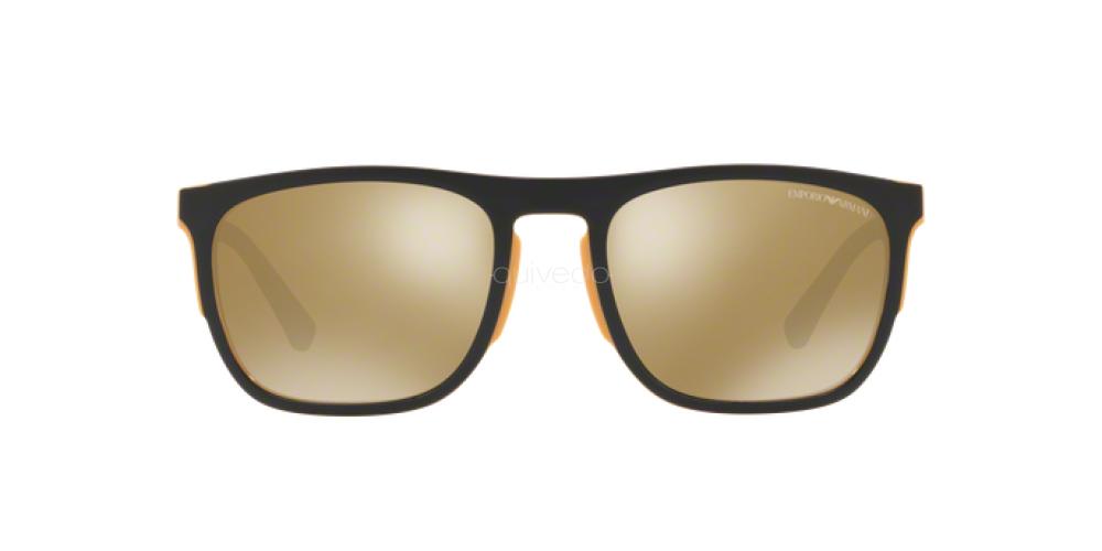 Occhiali da Sole Uomo Emporio Armani  EA 4114 56755A