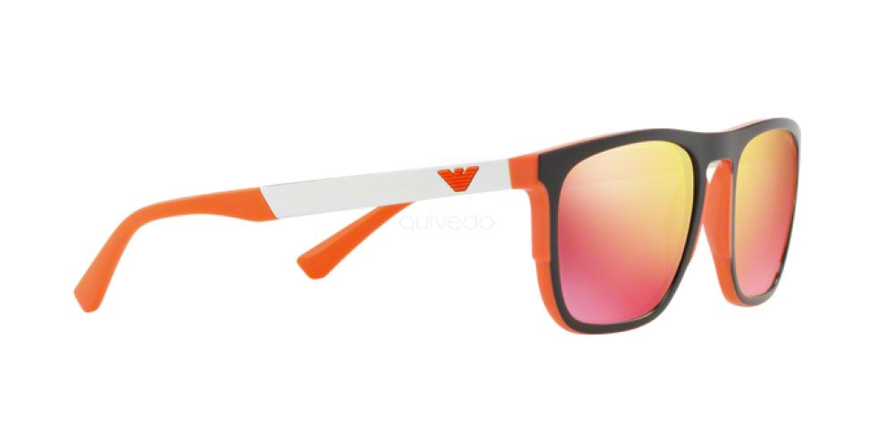 Occhiali da Sole Uomo Emporio Armani  EA 4114 56766Q