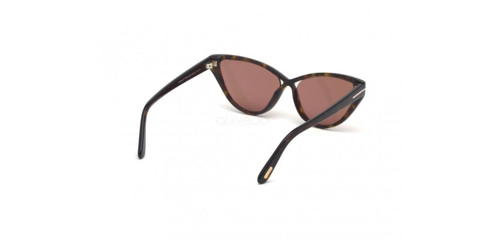 Occhiali da Sole Donna Tom Ford Charlie-02 FT07405652E