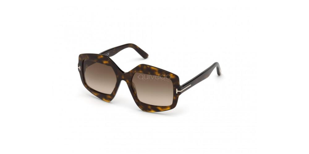 Occhiali da Sole Donna Tom Ford Tate-02 FT07895552F