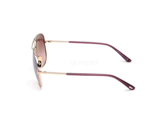 Occhiali da Sole Unisex Tom Ford Clark FT0823 28U