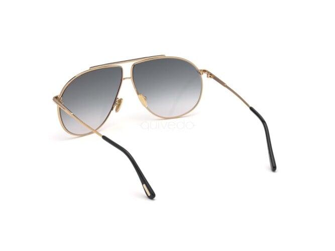 Occhiali da Sole Uomo Tom Ford Riley-02 FT0825 28B