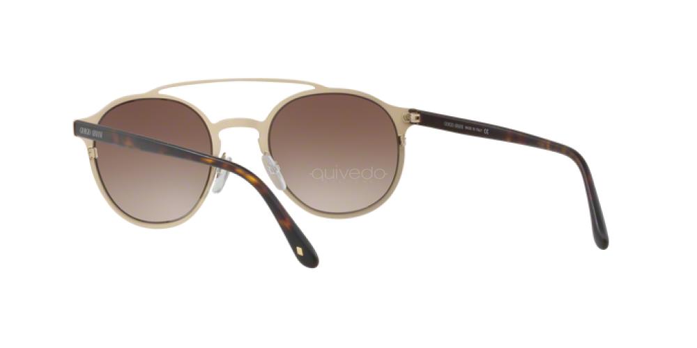 Occhiali da Sole Uomo Giorgio Armani  AR 6041 300213