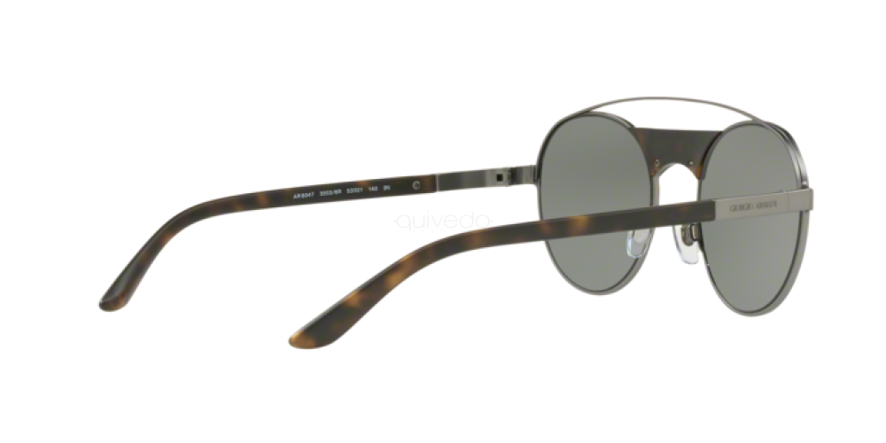 Occhiali da Sole Uomo Giorgio Armani  AR 6047 30036R
