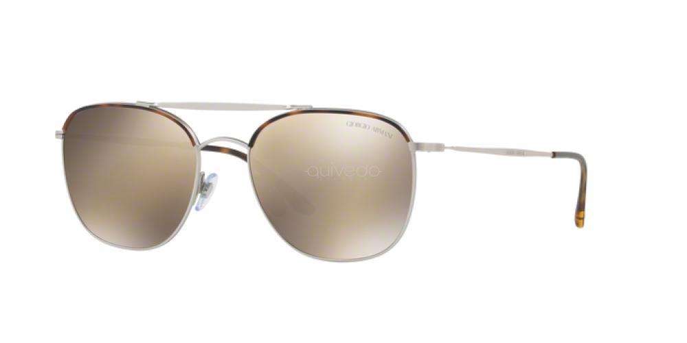 Occhiali da Sole Uomo Giorgio Armani  AR 6058J 30455A