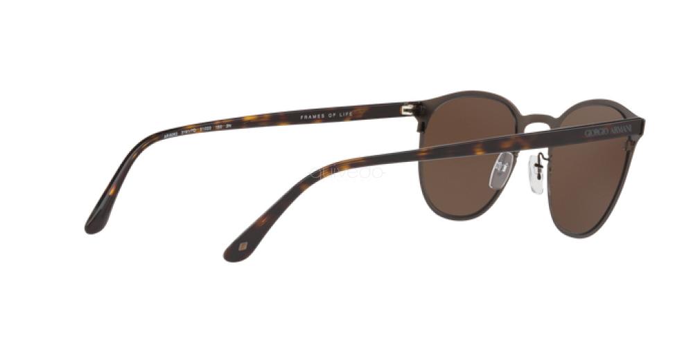 Occhiali da Sole Uomo Giorgio Armani  AR 6062 31917D