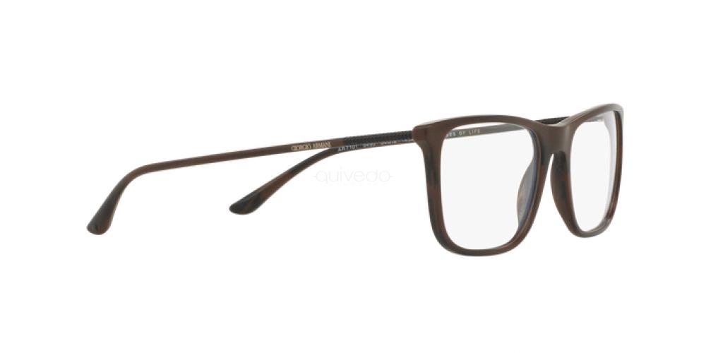 Occhiali da Vista Uomo Giorgio Armani  AR 7101 5495