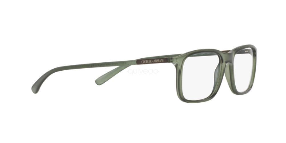 Occhiali da Vista Uomo Giorgio Armani  AR 7106 5484