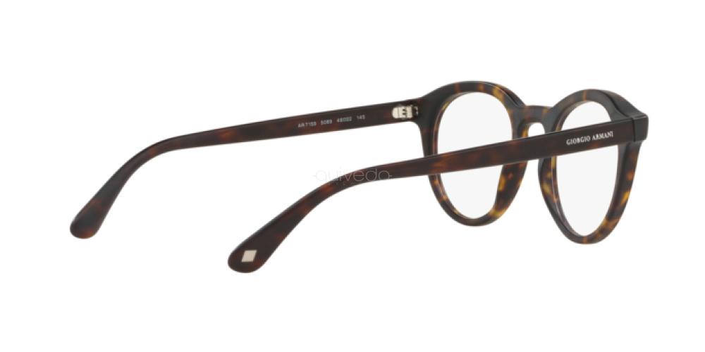 Occhiali da Vista Uomo Giorgio Armani  AR 7159 5089