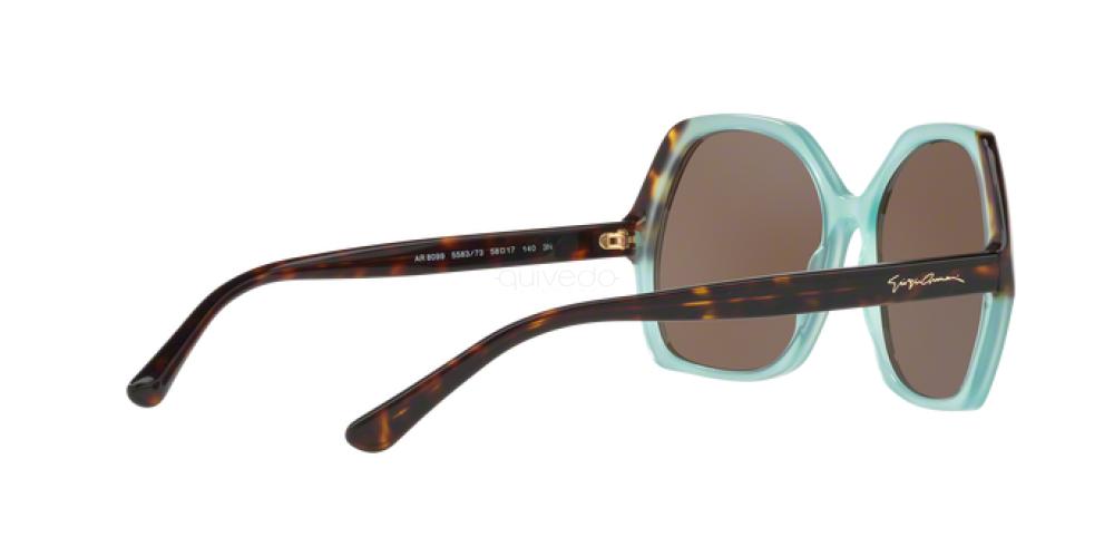 Occhiali da Sole Donna Giorgio Armani  AR 8099 558373