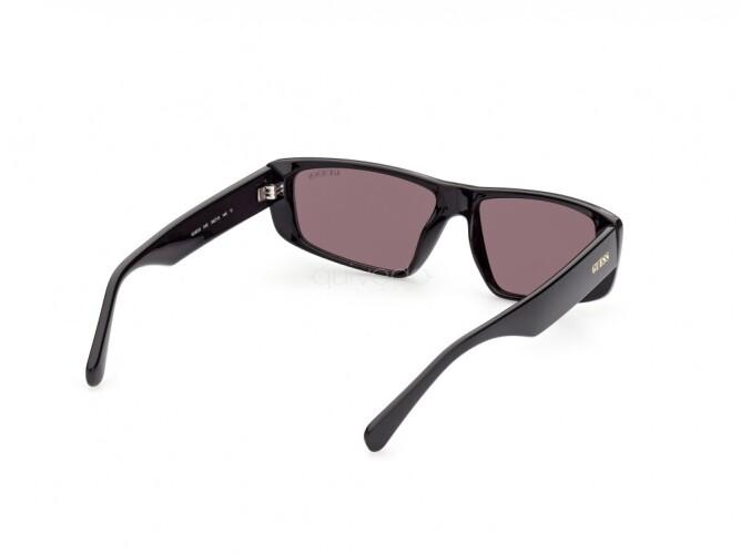 Occhiali da Sole Unisex Guess  GU8231 01E