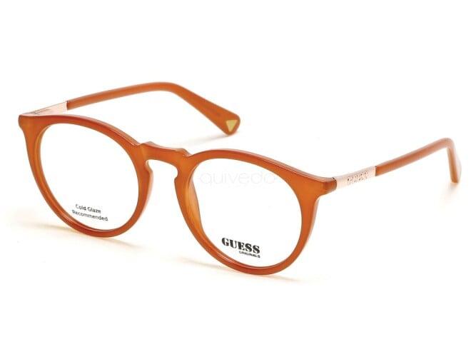 Occhiali da Vista Unisex Guess  GU8236 044