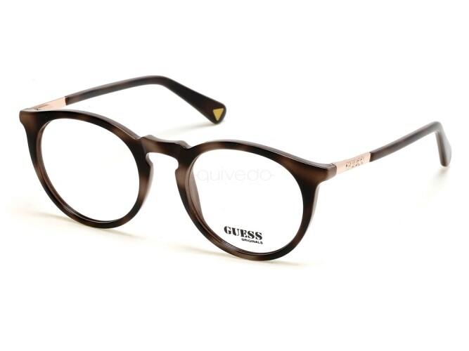 Occhiali da Vista Unisex Guess  GU8236 053
