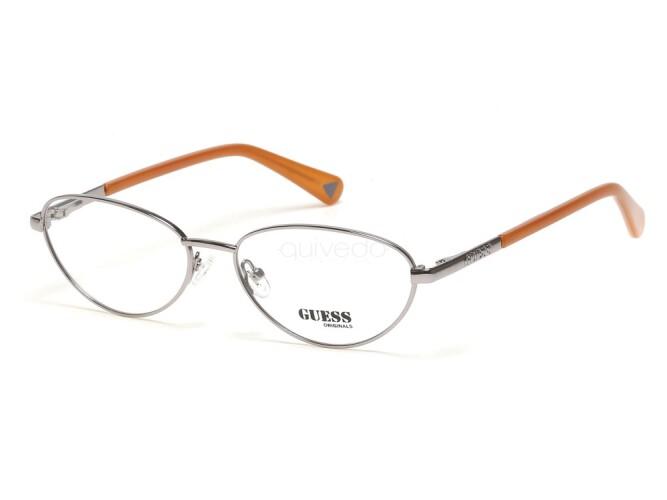 Occhiali da Vista Unisex Guess  GU8238 008