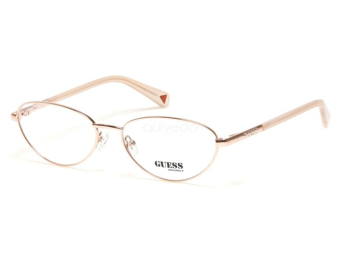 Occhiali da Vista Unisex Guess  GU8238 074