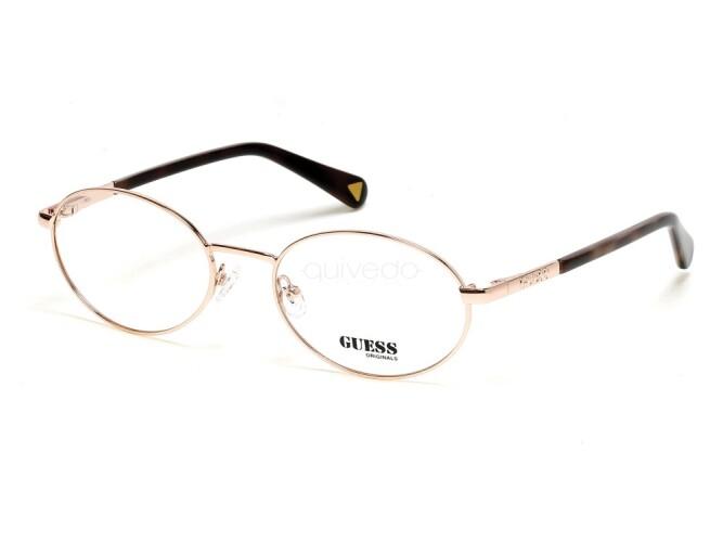 Occhiali da Vista Unisex Guess  GU8239 032