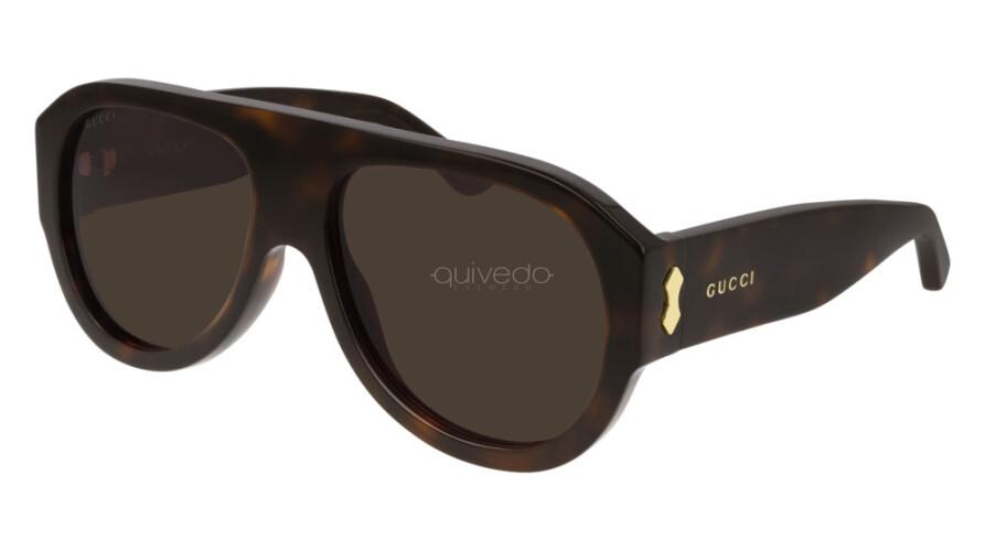 Occhiali da Sole Uomo Gucci Fashion inspired GG0668S-002