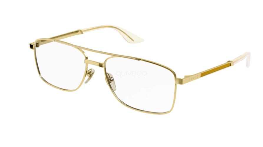 Eyeglasses Man Gucci Fashion inspired GG0986O-002