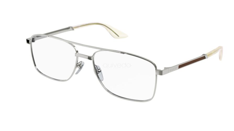Eyeglasses Man Gucci Fashion inspired GG0986O-003