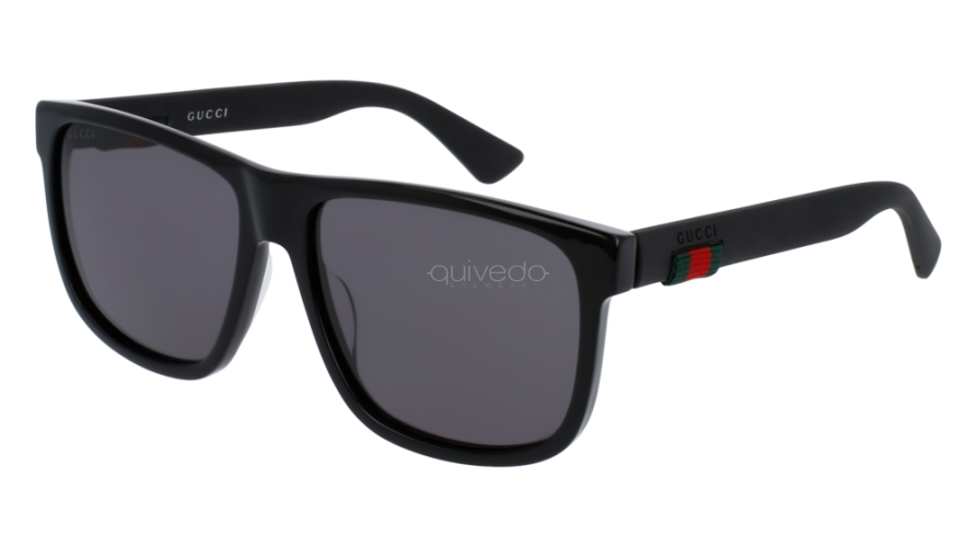 Occhiali da Sole Uomo Gucci Urban GG0010S-001