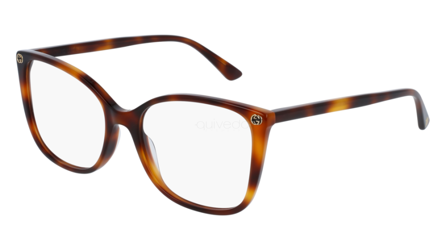 Occhiali da Vista Donna Gucci Sensual romantic GG0026O-002