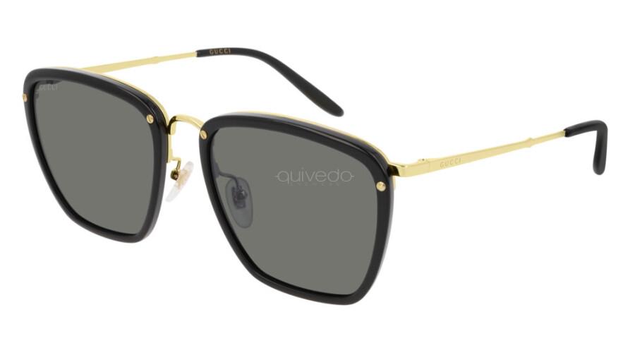 Occhiali da Sole Uomo Gucci Gucci logo GG0673S-001