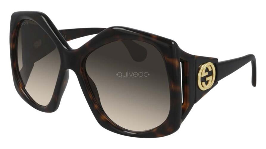 Occhiali da Sole Donna Gucci Gucci logo GG0875S-002