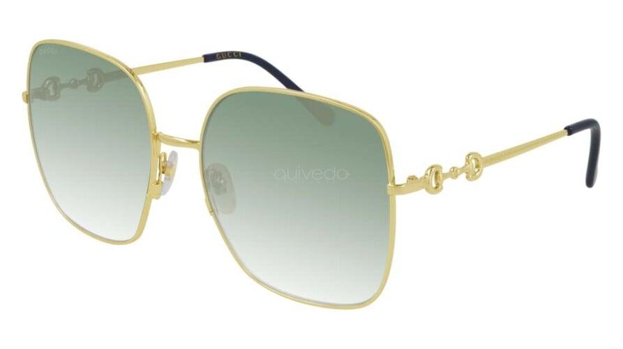 Occhiali da Sole Donna Gucci Gucci logo GG0879S-003