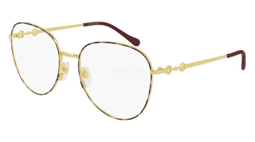 Occhiali da Vista Donna Gucci Gucci logo GG0880O-005