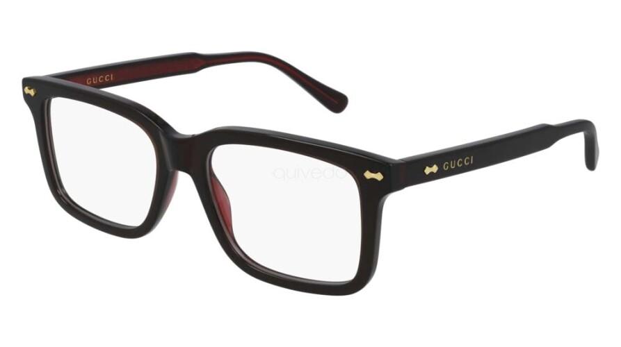 Occhiali da Vista Uomo Gucci Gucci logo GG0914O-003