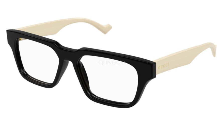 Eyeglasses Man Gucci Gucci logo GG0963O-002