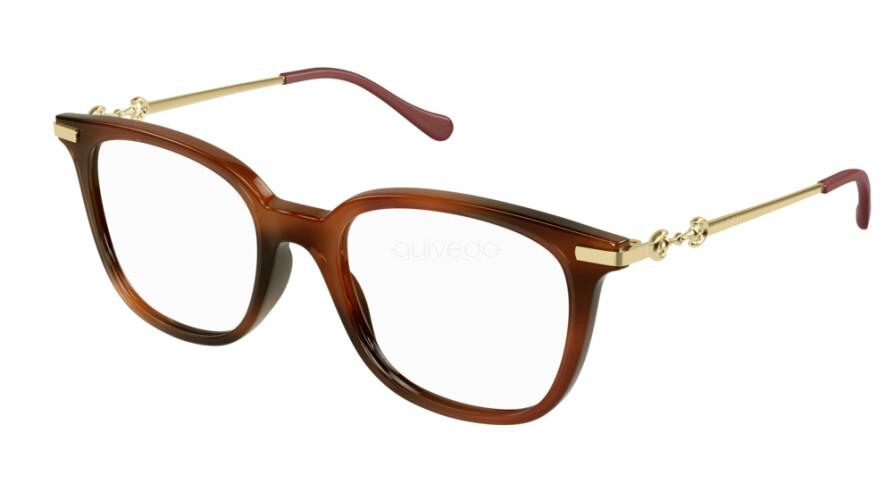 Eyeglasses Woman Gucci Gucci logo GG0968O-002