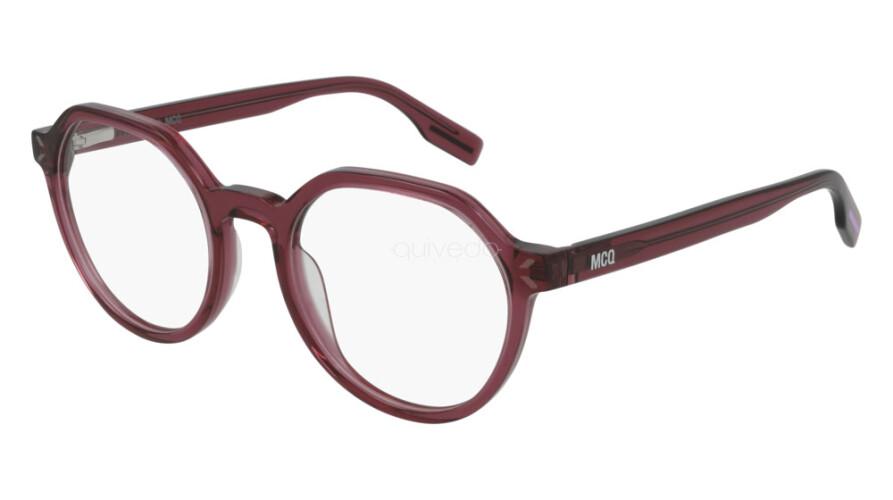 Eyeglasses Unisex McQ Collection 0 MQ0306O-004