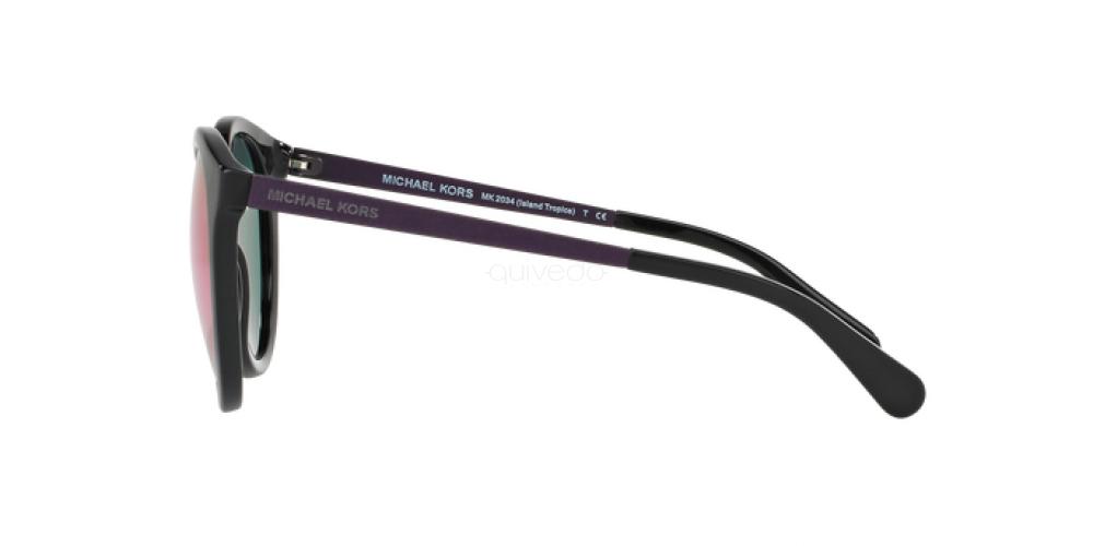 Occhiali da Sole Donna Michael Kors Island tropics MK 2034 32034X