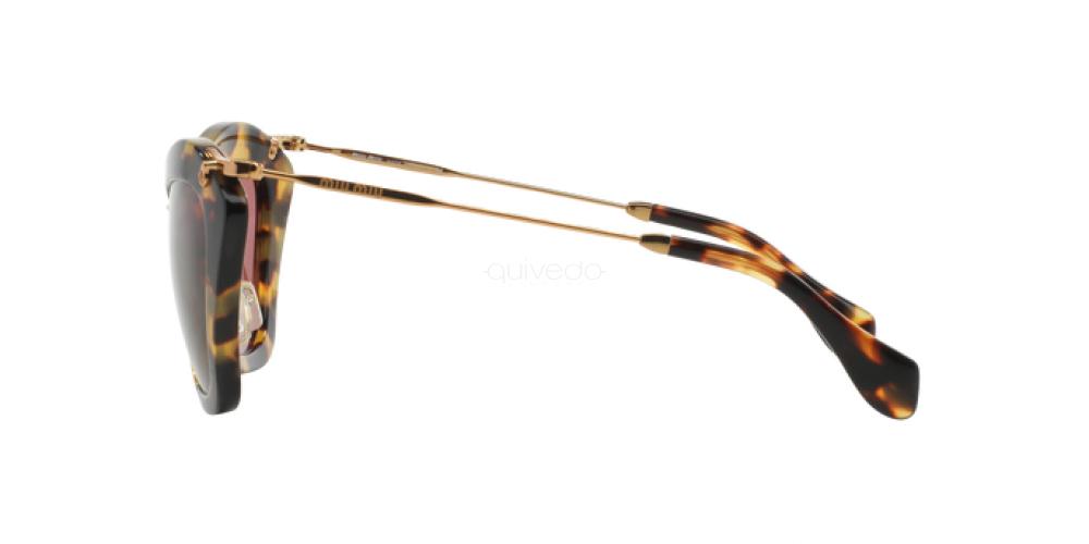 Occhiali da Sole Donna Miu Miu Noir MU 10NS 7S00A0