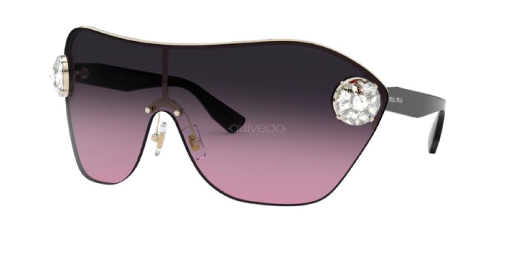 Occhiali da Sole Donna Miu Miu Ss 2019 special project MU 68US ZVN153